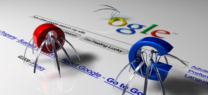 robôs do google