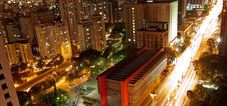 Próxima parada, São Paulo.