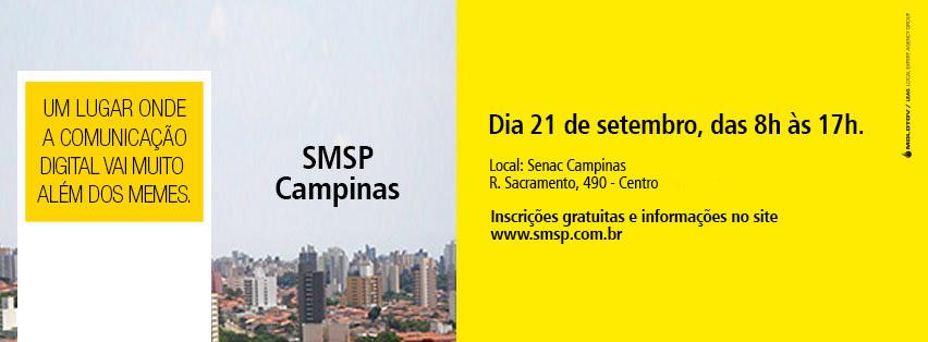 Diálogos SMSP CAMPINAS