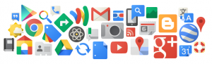 serviços google